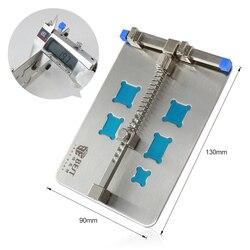 Bst-001d Universal Estande Titular Jig Fixação Pcb Placa de Circuito de Solda Estação de Trabalho Para O Iphone A8 A9 Cpu Ic Chip Reparação ferramenta