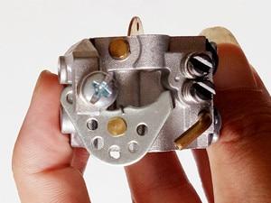 Image 3 - 932 פחמימות מתאים EFCO EMAK OLEO MAC 937 741 941C 941CX GS44 CARBY CHAINSAW קרבורטור OLEO MAC קרבורטור REPL 。 WT 705A