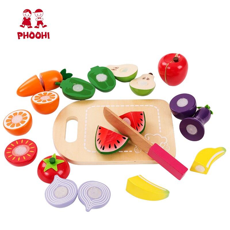 Toy Wooden Fruit PHOOHI