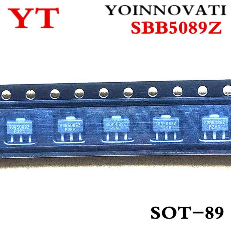 10pcs/lot SBB5089Z SBB-5089Z SBB5089 SBB-5089 SOT-89 IC Best Quality.