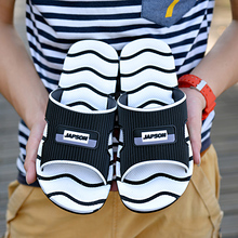 men soft massage beach slippers comfortable flip flops for men gold blue bathroom slippers mens casual beach shoes male 2020 Summer Slippers Men Casual Shoes Sandals Leisure Soft Slides Eva Massage Beach Slippers Bathroom Men's Sandals Flip Flops