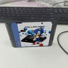 Ultimate 1000 in 1 EDMD Remix MD oyun kartuşu için abd/japon/avrupa SEGA GENESIS MegaDrive konsolu