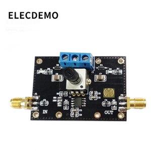 Image 2 - Módulo OPA843 módulo amplificador de realimentación de tensión de doble canal 800MHz ganancia de bucle abierto 110dB Función de baja distorsión Placa de demostración