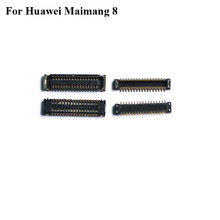 2pcs สำหรับ Huawei Maimang 8 หน้าจอ lcd FPC connector สำหรับ Maimang8 (China)