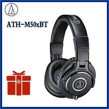 Оригинальные наушники audio technica ath m50xbt Проводные/беспроводные