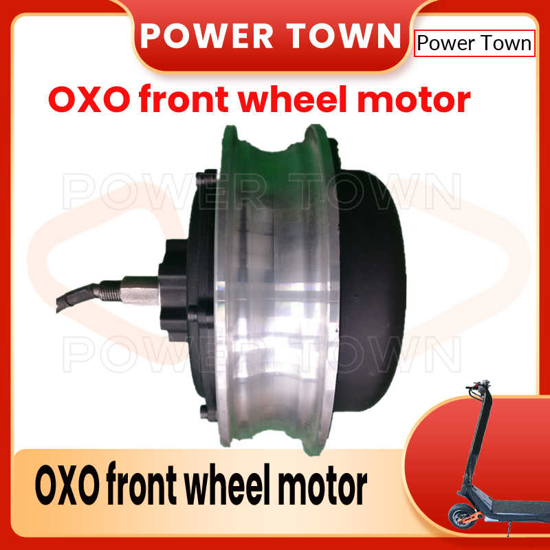 Оригинальные аксессуары для электрического скутера ox oxo, задний мотор, передний мотор