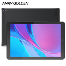 цена на ANRY A1006 3G Phone Call Tablets Quad Core 10 Inch IPS 1280 x 800 1GB RAM 16GB ROM GPS Wifi Android 7.0 5000mAh 10.1 Tablet Pc