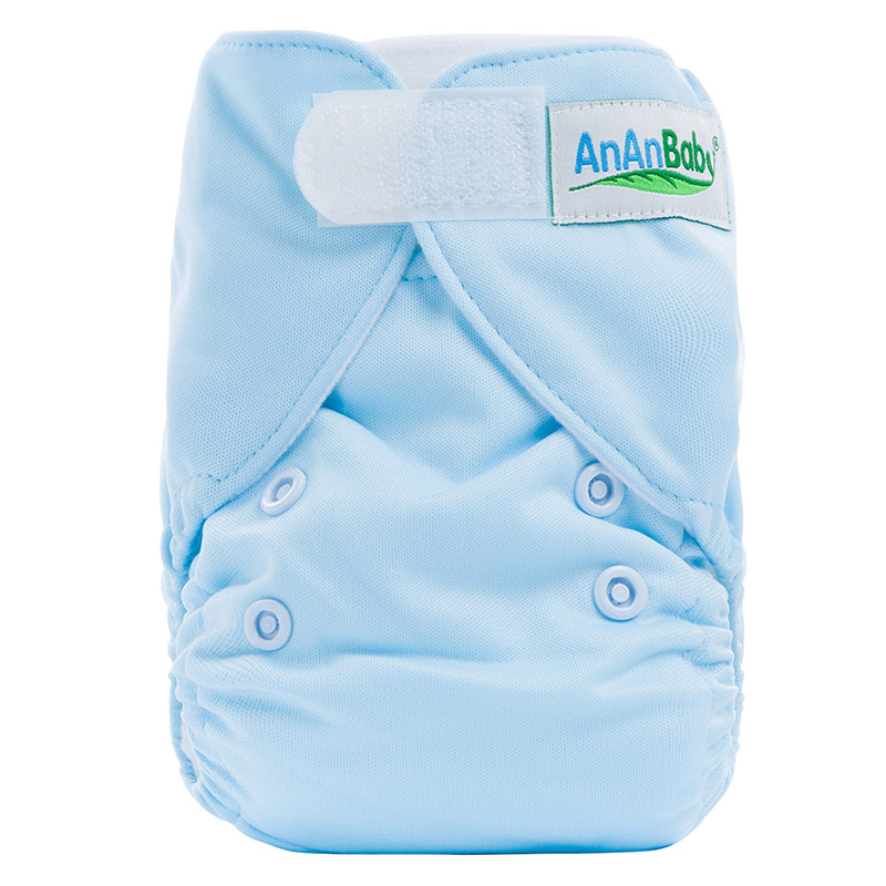 Newborn Cloth Diaper Eco Friendly Nappies Biodegradable Reusable Eco Friendly Baby Diapers Pants NBA6