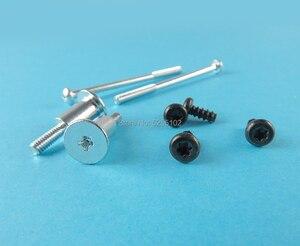 Image 5 - 1 zestaw do konsoli PS4 Slim obudowa zestaw wymiennych śrub zasilających pełny zestaw śrub cienki pokrowiec śruby