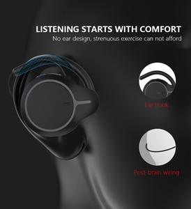 Image 3 - Mitvaz S21(A6 upgrade version)Bluetooth 5.0 Sports Running Headphones Portable Wireless Earphones gift case