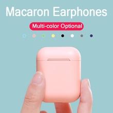 Macaron i12 tws Wireless Earphones Bluetooth 5.0 Headphones