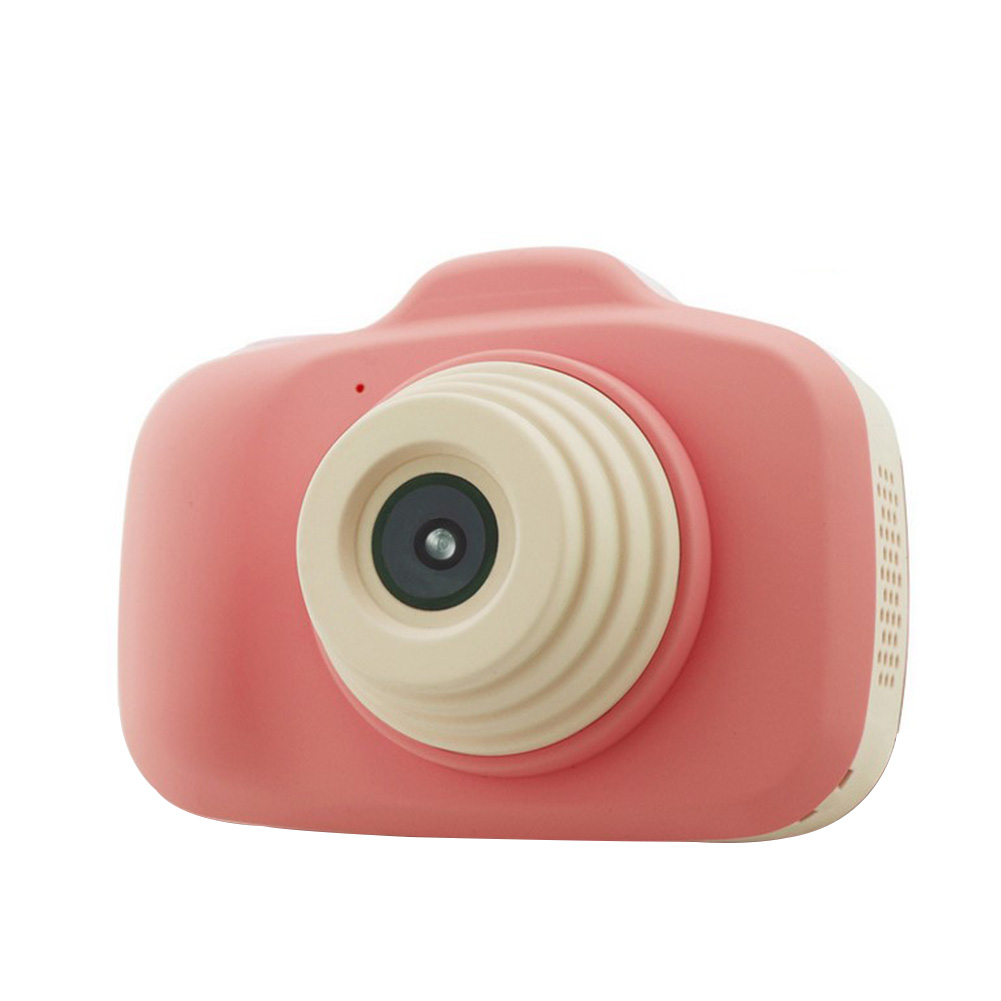 Video Digital Camera Camcorder Toy Children Cute Cartoon Compact Portable Birthday Mini Gifts For Kids Festival HD Lens