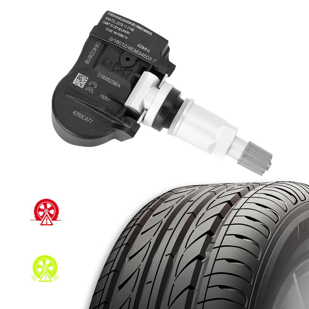 1 OE Replacement Tyre Pressure Valve for Mini 3 Door 2014-EOP TPMS Sensor