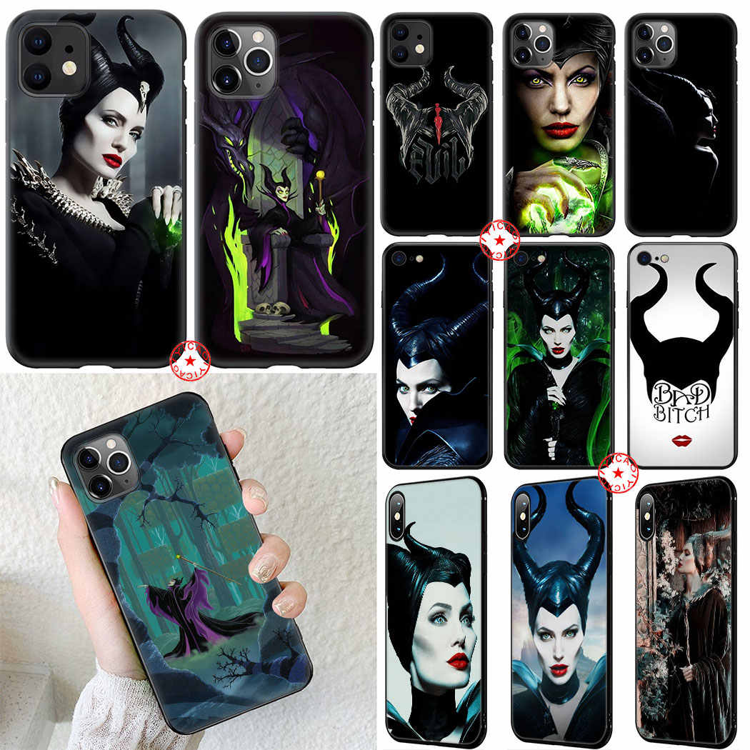 Little Maleficent iphone 11 case