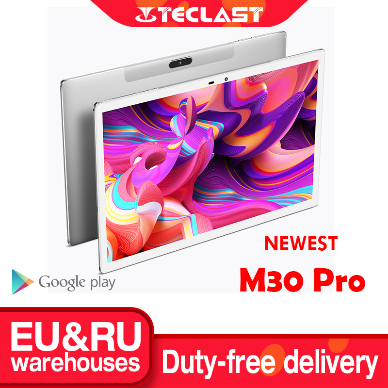 Permalink to Teclast M30 Pro 10.1 Inch Tablet P60 8 Core 4GB RAM 128GB ROM Android 10 Tablets PC 1920×1200 IPS 4G Call Dual Wifi GPS Tablette