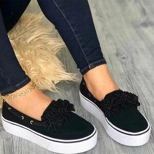 Autumn Women Platform Shoes Su