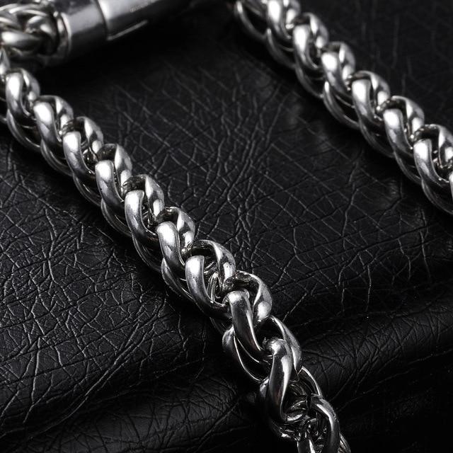 Мужские ювелирные изделия pulseira подарки модные браслеты в