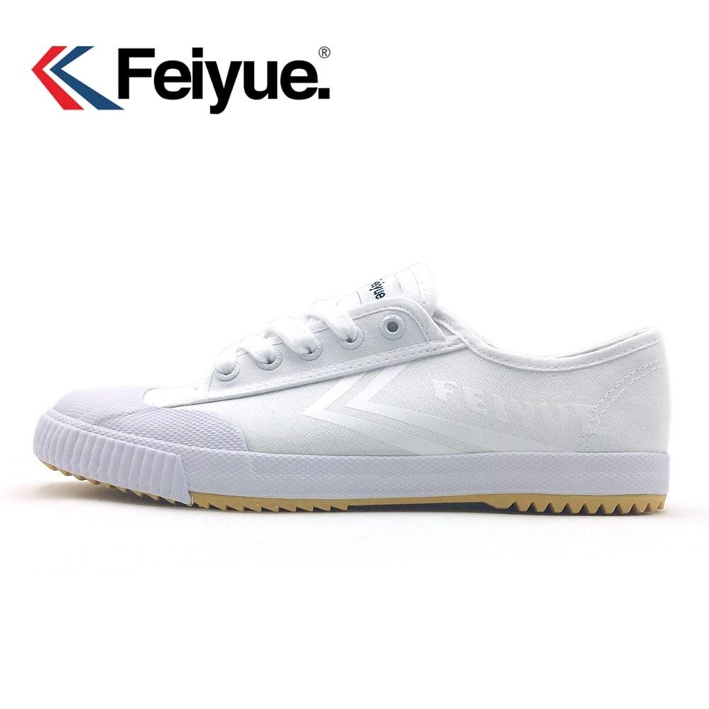 Feiyue Shoes New 2019 Style Sneakers White Retro Martial Arts Men Women Shoes
