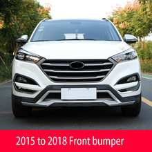 for Hyundai 16Tucson bumper Tucson front and rear bumper Tucson front and rear guard bar Tucson front bumper Tucson rear bumper starpad for xinyuan accessories x2x front disc brakes front and rear sheet for xinyuan x2 x2 x2x brakes 4