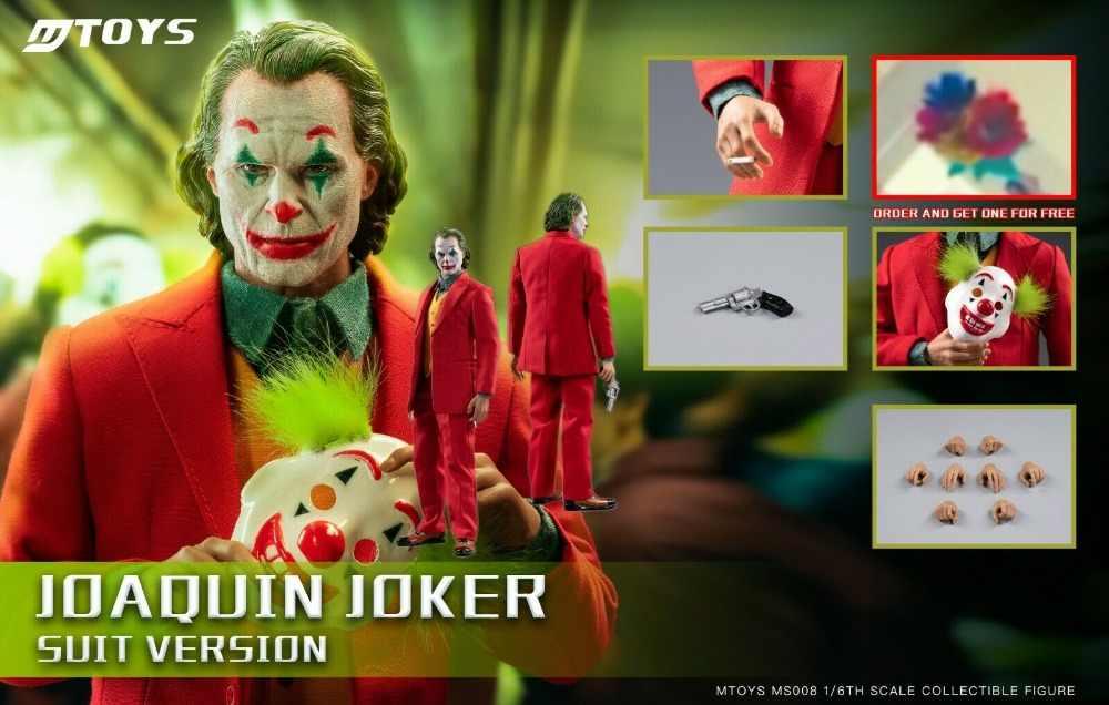 FILIX TOYS 1//12 Humorist  Joker Jacques New
