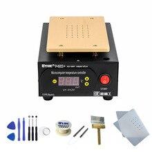 UYUE 948S+ LCD Touch Screen Separator Machine Kit 7 inch for iPhone Separator Screen Repair Machine Build-in Vacuum Pump