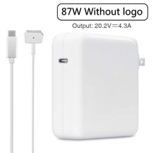"87W Pd Power Adapter Usb Type-C Lader Met 2M USB-C Om MGS2 Kabel Voor Apple Macbook pro Retina/Air 13 ""11"" 15 ""17"" (Na 2012)(China)"