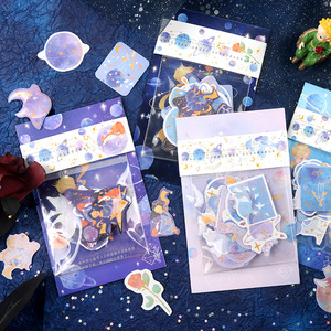 30pcs/pack Little Prince Paper Sticker Diy Diary Album Decoration Stickers Scrapbooking Planner Label Scrapbook Stickers