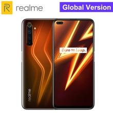 Realme 6 Pro 8GB RAM 128GB ROM SmartPhone Snapdragon 720G 90Hz Display Mobile Phone 30W Flash Charge 4300mAh Side Fingerprint