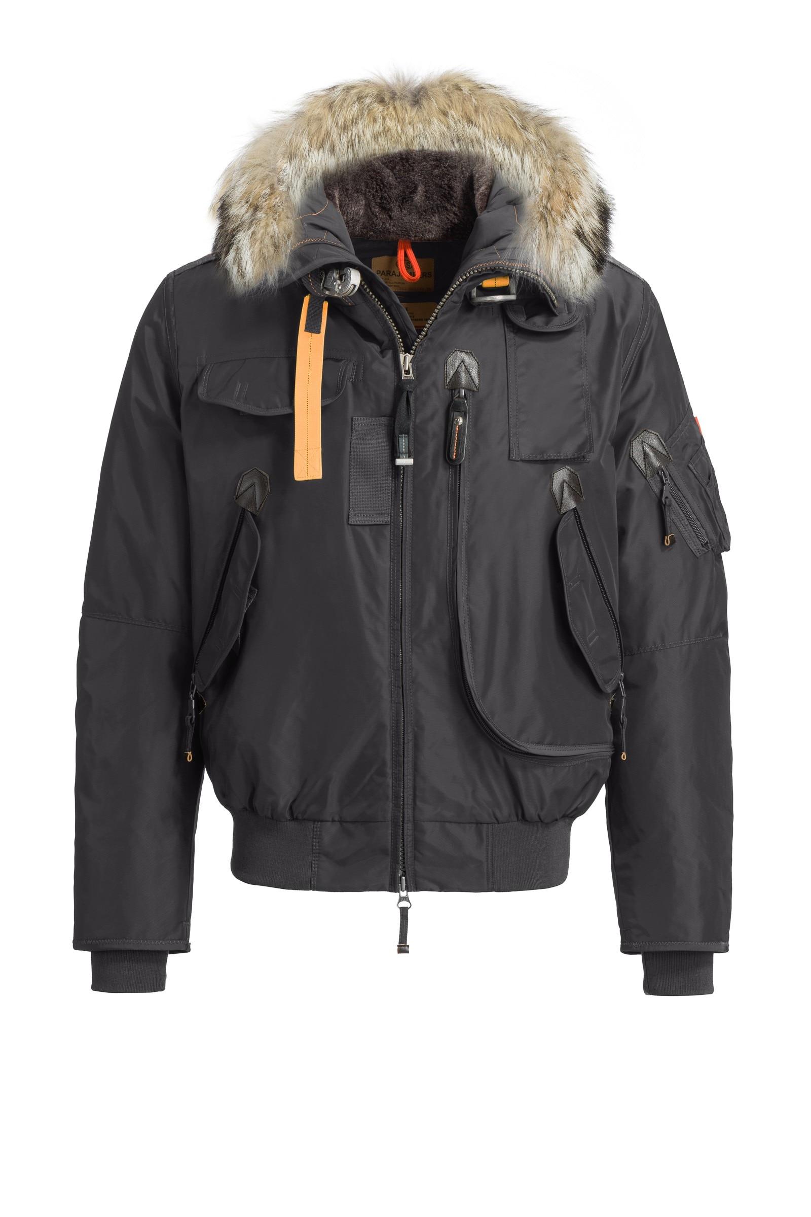 Jumpers gobi parka inverno para baixo jaqueta moda com capuz curto para baixo parka jaquetas ao ar livre para baixo casaco
