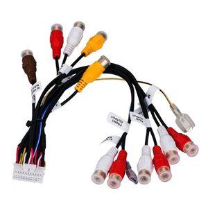 24Pin Plug Vehicle Car Stereo