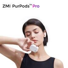 Xiaomi youpin zmi purpods pro bluetooth 5.2 verdadeiro sem fio fones de ouvido anc à prova dwaterproof água rápido charing no ouvido inteligente