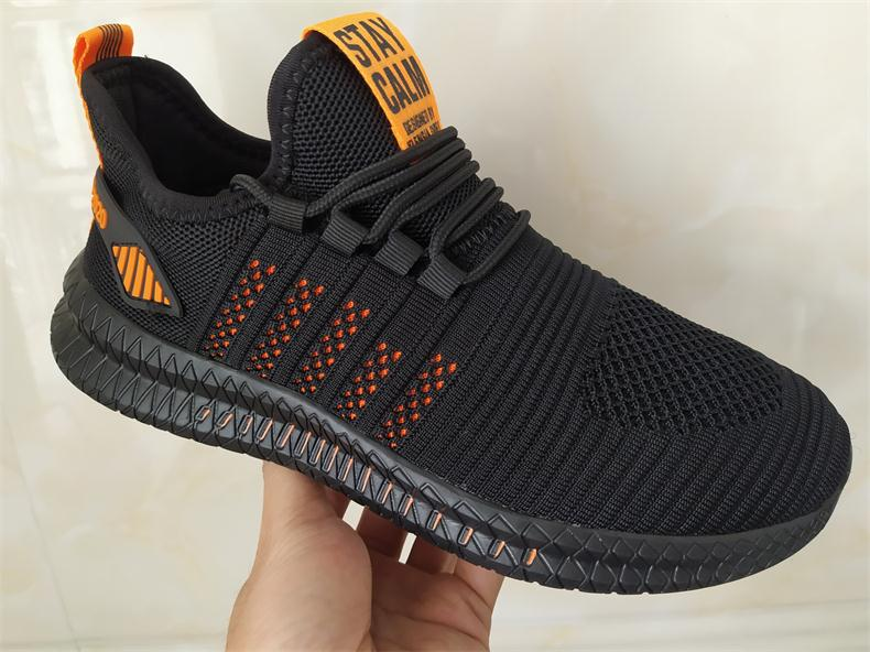 Hdec484572bd84739860aec4c53a980450 Fashion Sneakers Lightweight Men Casual Shoes Breathable Male Footwear Lace Up Walking Shoe