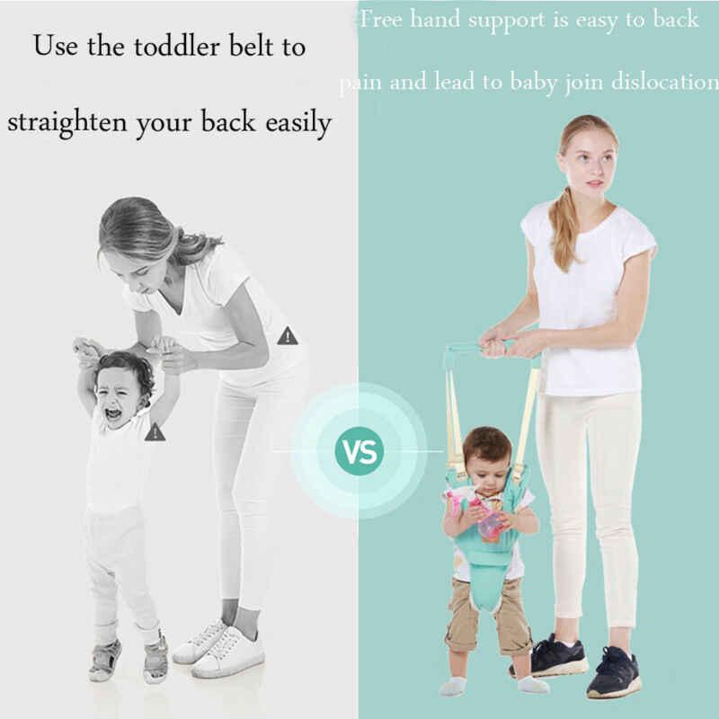 Baby Harness Assistant Toddler Baby Walker Leash for Kids Learning Walking Baby Safety Belt Children Kids Strap Safety Reins