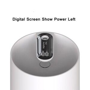 Image 4 - Ev hava nemlendirici 1L 3000mAh taşınabilir kablosuz USB Aroma su buhar makinesi pil ömrü gösterisi aromaterapi Humidificador