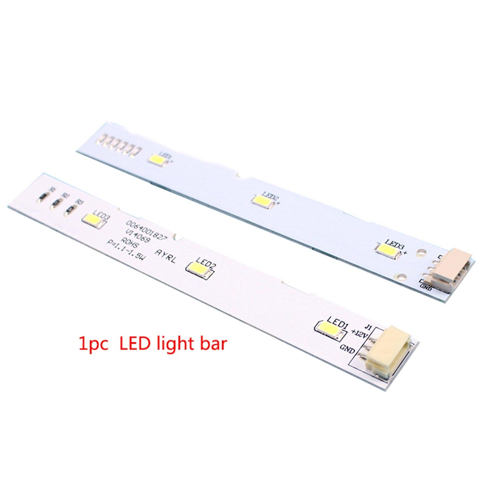 1PC Refrigerator LED Lamp Bar For Haier BCD-575WDBI 0064001827 Front-door Refrigerator LED Lamp Bar