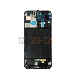 Image 3 - For Samsung Galaxy A50 lcd a505f SM A505FN/DS A505F/DS Touch Screen Digitizer Assembly +frame for samsung a50 lcd repair parts
