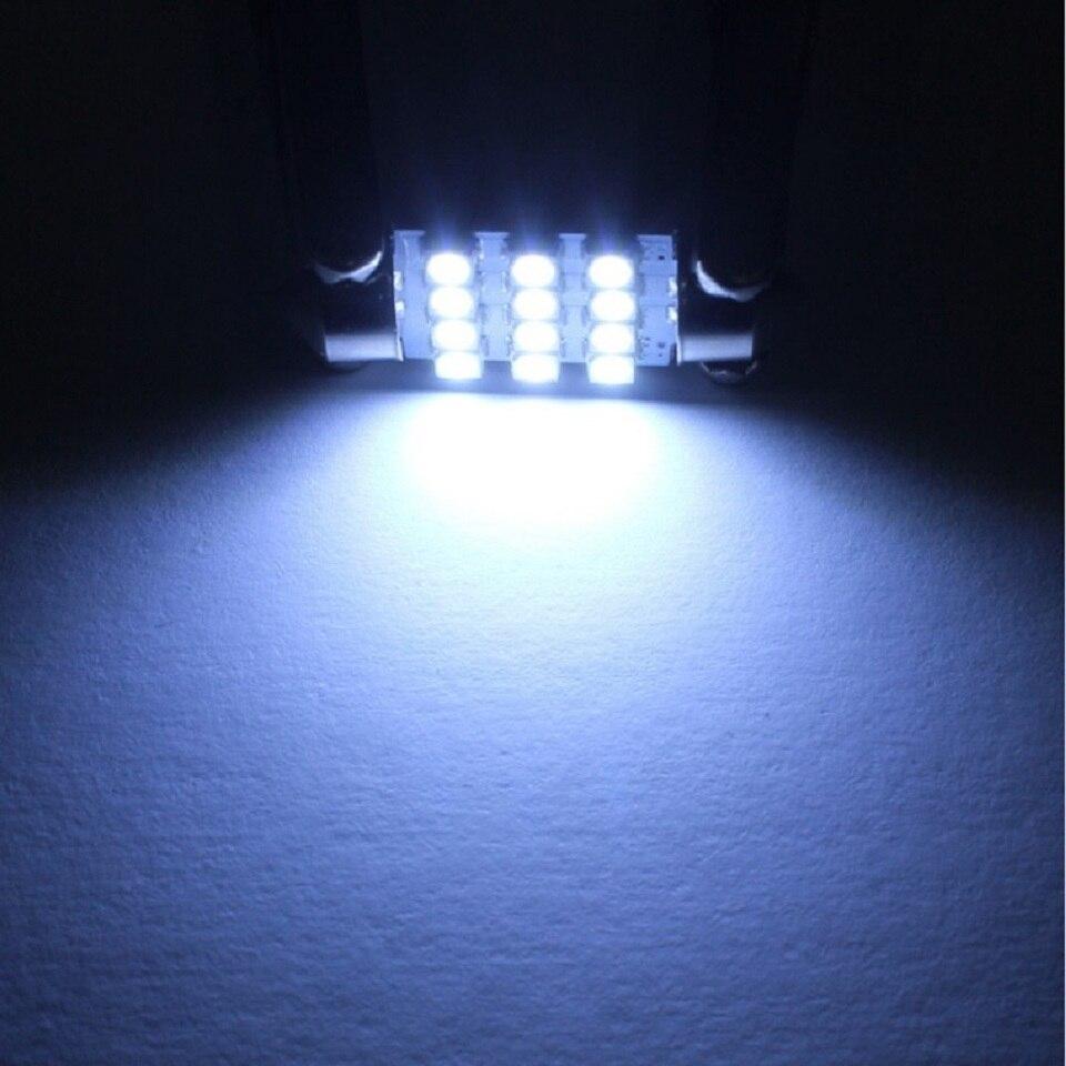Habitáculo para Volvo V50 Kit Iluminación Interior 7 Led SMD