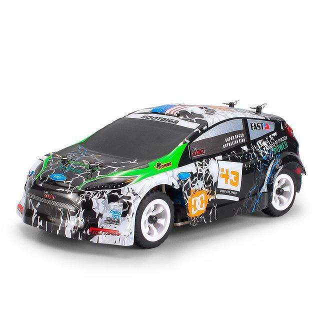 Wltoys K989 RC Car 2.4G 4WD Brushed Motor 30KM/H High Speed RTR RC Drift Car Rally Car 2