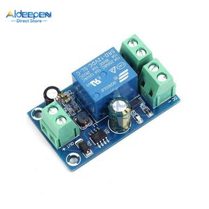 Power-OFF Protection Module Automatic Switching Module UPS Emergency Cut-off Battery Power Supply DC 12V to 48V Control Board