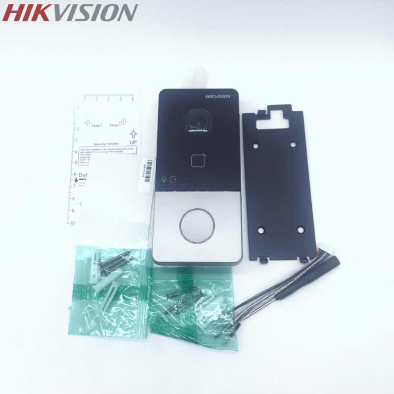 2MP WiFi IP Residential Outdoor Station Hikvision DS-KV6113-WPE1