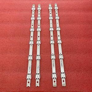 Image 2 - New 10set=40pcs LED Backlight strip For LG 49UV340C 49UJ6525 49UJ6585 49UJ6565 49UJ670V V17 49 R1 L1 ART3 2862 2863