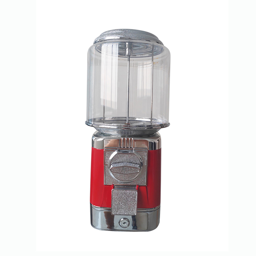 High quanlity Zhutong small capsule toy vending machine gum ball candy vending machine with secure coin box