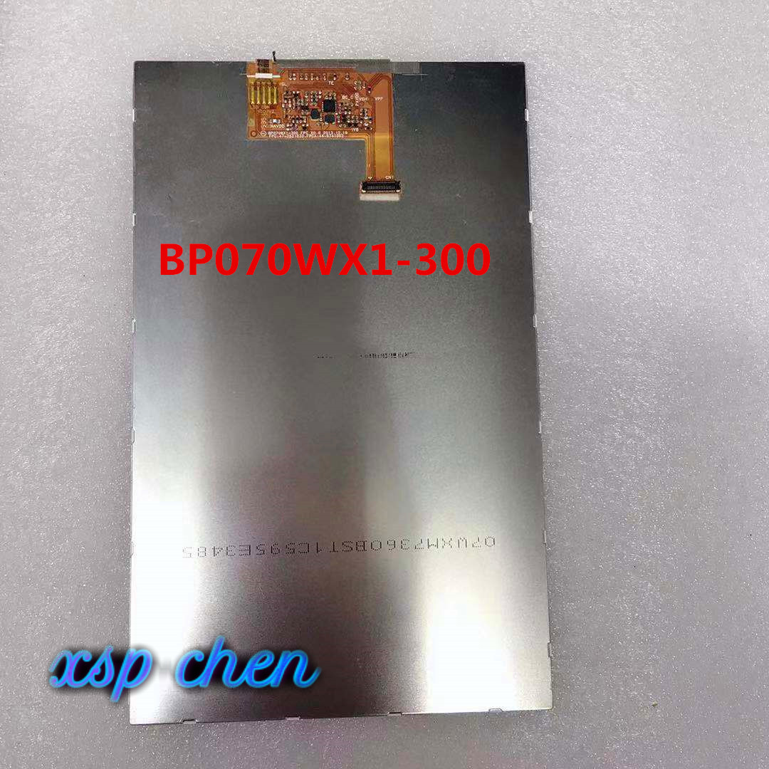 7 inch LCD display Matrix BP070WX1-300 For BQ <font><b>7010G</b></font> Max 3G Tablet inner LCD Screen Module Replacement For Cube U67GT Iwork7 image