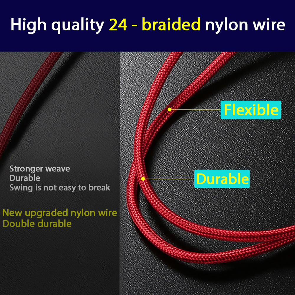 3in1 Cable Fast Charging