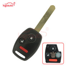 Дистанционный Автомобильный ключ 433 МГц 2 кнопки с паникой