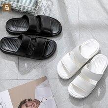 ใหม่ Xiaomi รองเท้าแตะชายรองเท้าแตะฤดูร้อนรองเท้าแตะชายหาด Flip Flops หน้าแรกรองเท้าแตะชายรองเท้านุ่มรองเท้า Unisex รองเท้าแตะ