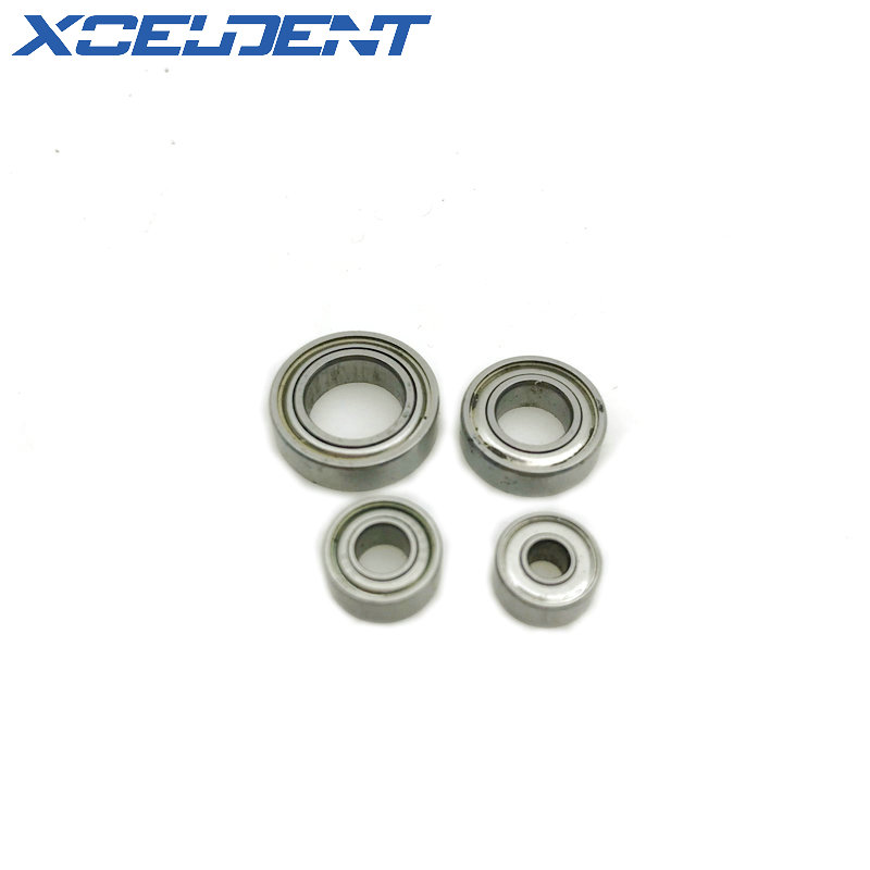 4pcs/set Dental Bearing 120L Handpieces Bearings For STRONG Korea 204/90 Micromotor 35,000RPM Low Speed Motor Handle