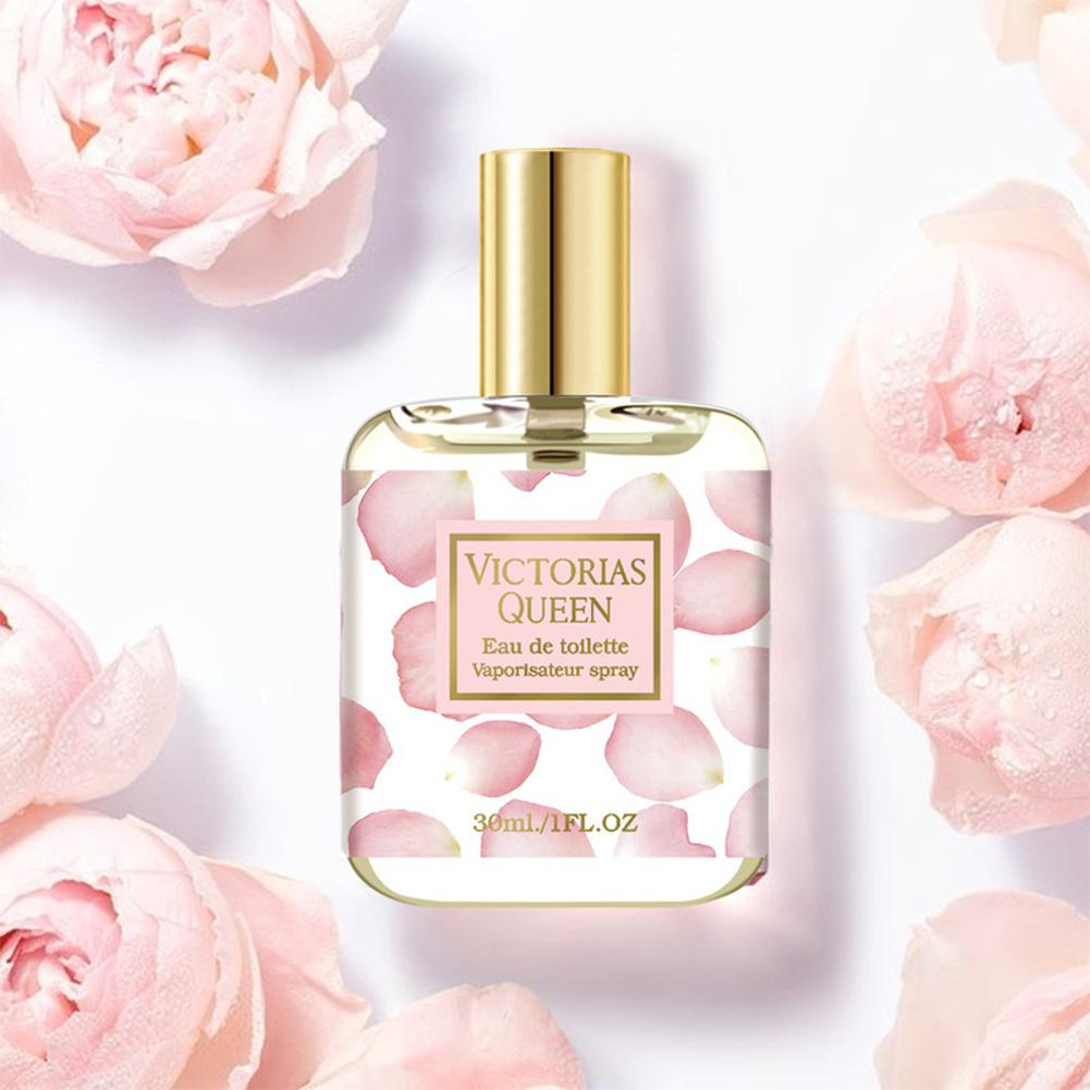 VIBRANT GLAMOUR 30ml Women Perfume Portable Long-lasting Girl Fresh Flower Fragrance Summer Elegant Body Spray Perfumes