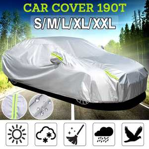 Snow-Protection Cover Truck Universal Uv-Silver Waterproof Outdoor Case Sun-Rain Anti-Dust