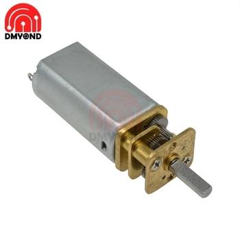 GA13-050 12 v silnik prądu stałego przekładnia redukcyjna 10 30 60 100 150 200 300 obr/min Micro prędkość Uction motoreduktor do samochodu Model robota M3